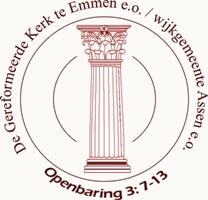 De Gereformeerde te Kerk Assen e.o.